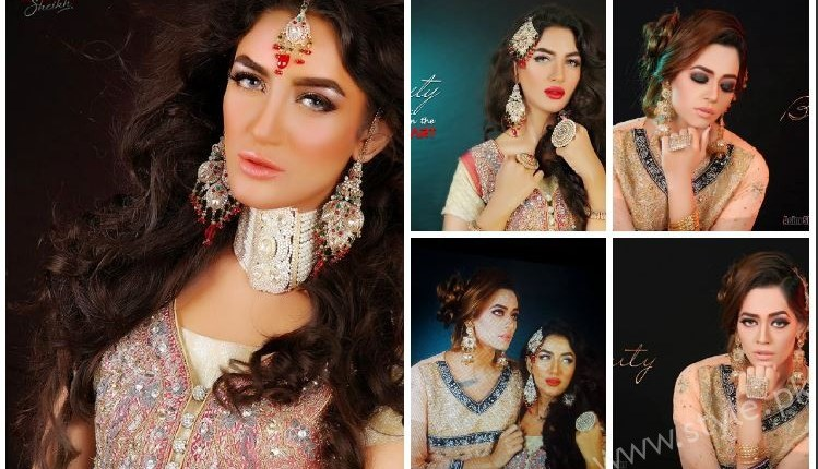 Mathira Rose Mohammad beauty photoshoot