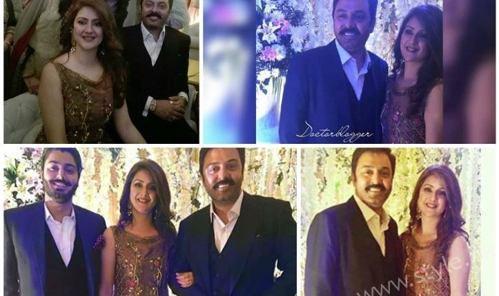Noman Ijaz Wife Son Urwa Farhan Wedding