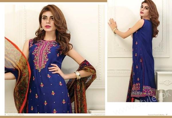 Orient Textiles Formal Dresses 2016 - 2017 For Women006