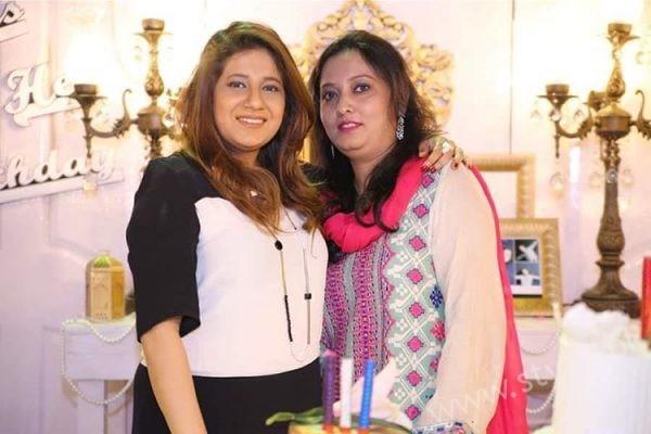 Sana Fahad's Birthday Party 6