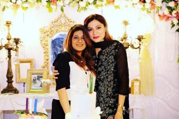 Sana Fahads Birthday Party