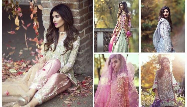The Eternal Empress Bridal Couture by Farah Talib Aziz