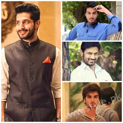Top 5 Good Looking Pakistani Actors Of 2016