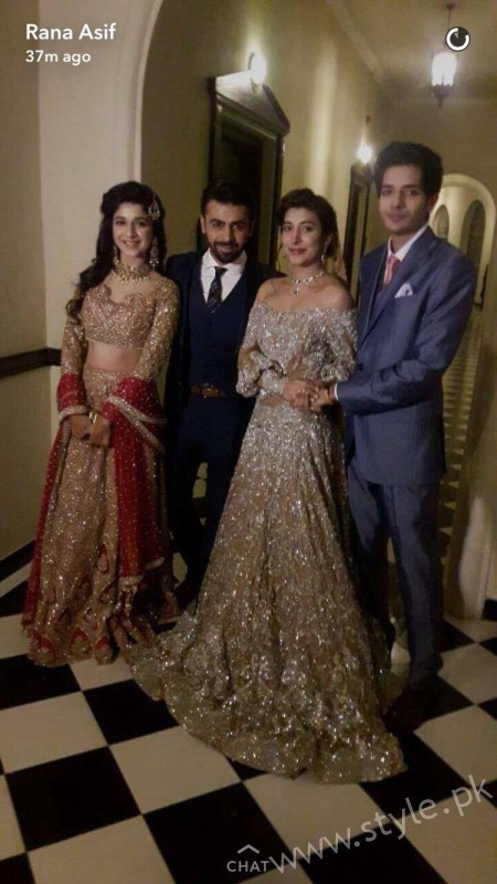 Urwa Hocane and Mawra Hocane on Reception