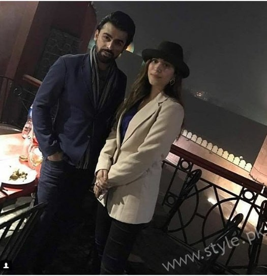 Urwa and Farhan at Cooco's Den Lahore