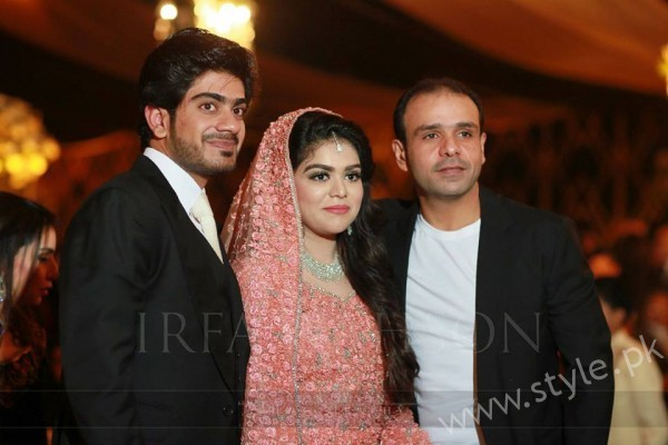 Wedding of Malik Riaz's Grand Daughter (12)
