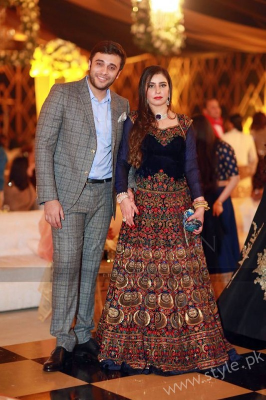 Wedding of Malik Riaz's Grand Daughter (6)
