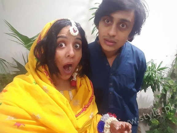 Yasra Rizvi Mayoun Pictures