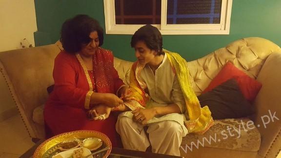 Yasra Rizvi and Abdul Hadi mayoun 1