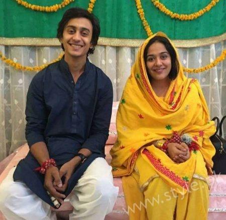Yasra Rizvi and Abdul Hadi mayoun 10