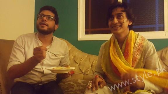 Yasra Rizvi and Abdul Hadi mayoun 9