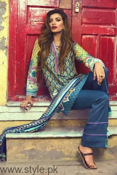Zara Shahjahan Silk Dresses 2016-2017 For Women007