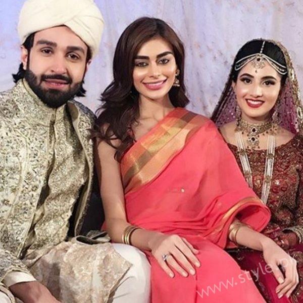 Azfar Rehman Marriage