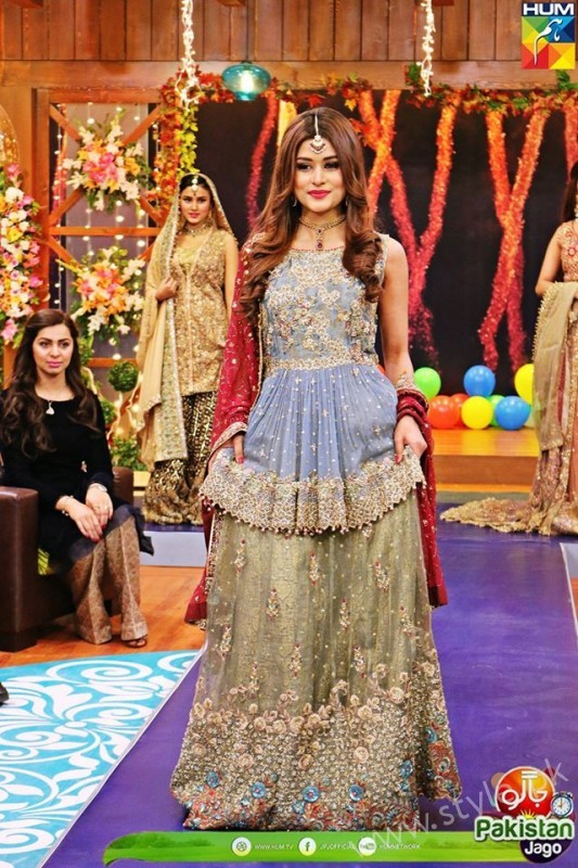 Bridal Fashion Trends in Pakistan dispalyed at Jago Pakistan Jago (10)