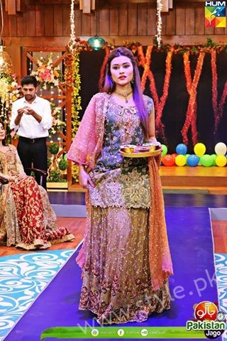 Bridal Fashion Trends in Pakistan dispalyed at Jago Pakistan Jago (13)