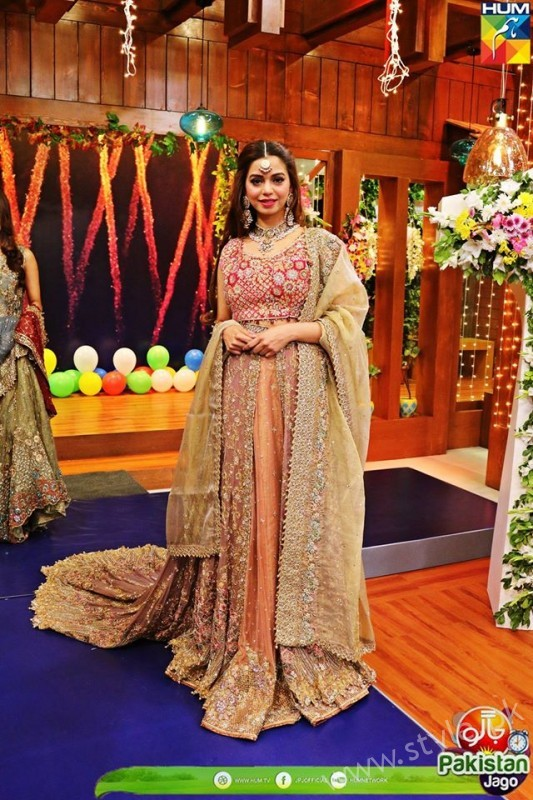 Bridal Fashion Trends in Pakistan dispalyed at Jago Pakistan Jago (5)