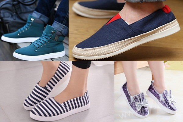 Canvas Shoes For Men Women And Girls In Pakistan
