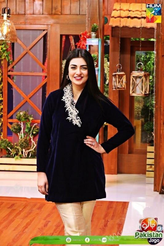 Cast of Drama Serial Nazar e Bad in Jago Pakistan Jago (5)