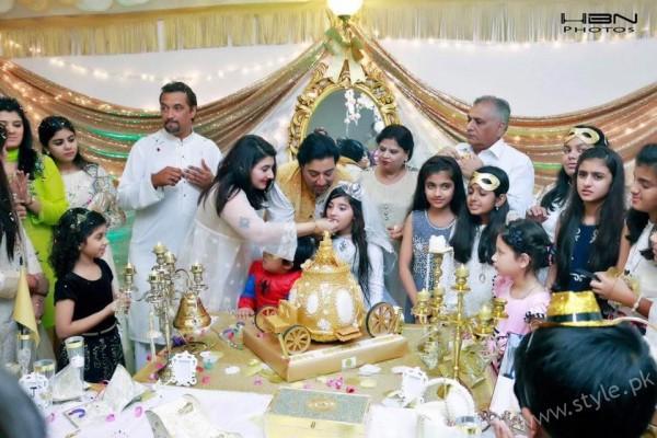 Celebrities at Javeria Saud's daughter Jannat Saud's Birthday Party (33)
