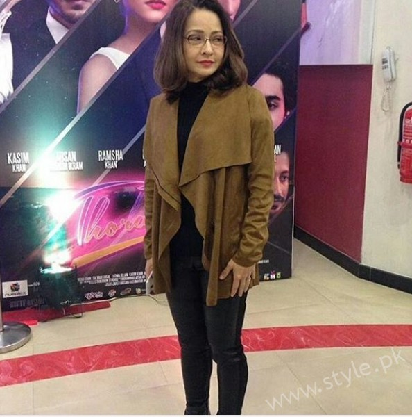 Celebrities at Premiere of Thora Jee Le (16)
