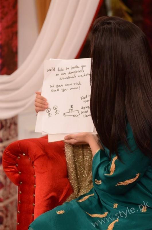 Furqan Qureshi and Sabrina Naqvi in Good Morning Pakistan (12)