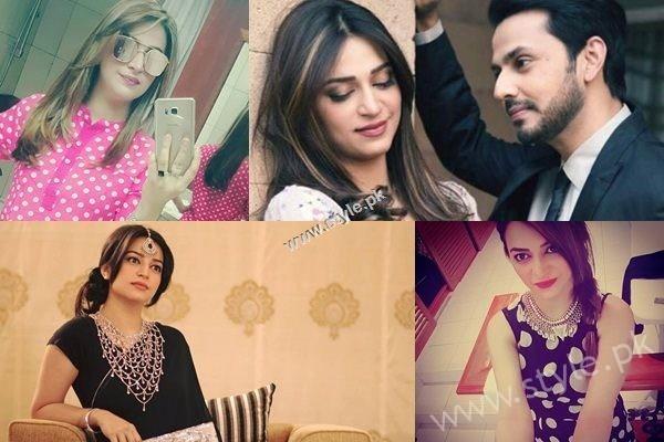 See Hiba Ali Khan Profile, Picture and Dramas