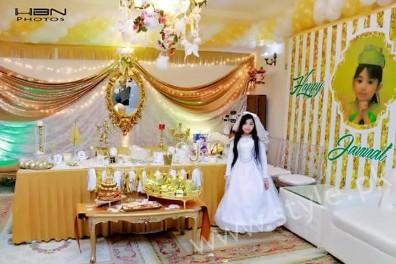 Javeria Saud's Daughter Jannat's Birthday Pictures  (2)