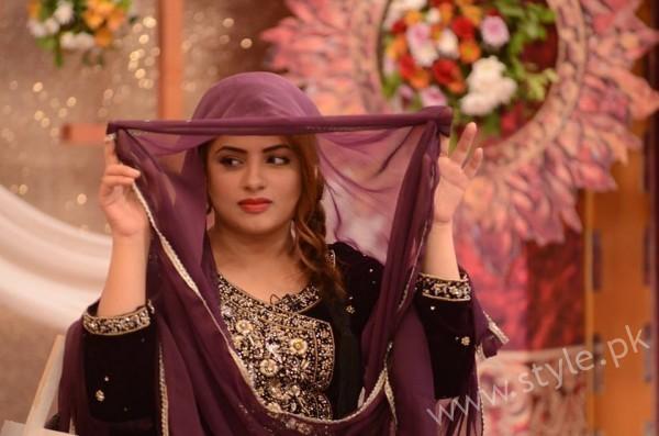 Kon Bane Gi Humayun Asraf Ki Dulhan Special Show in Good Morning Pakistan (12)