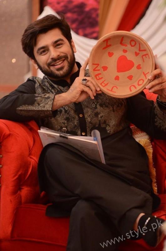 Kon Bane Gi Humayun Asraf Ki Dulhan Special Show in Good Morning Pakistan (5)