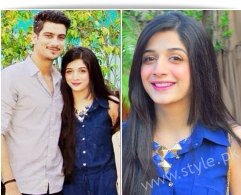 Mawra Hocane and Amish Azhar