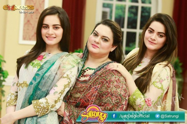 Minal Khan's Profile, Pictures and Dramas (13)