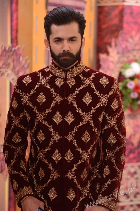 Pakistani Bride's and Groom's Fashion Trends (16)