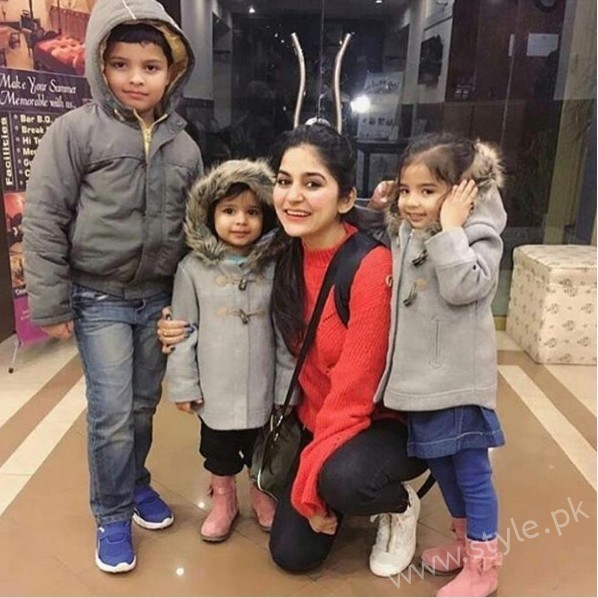 Sanam Baloch is vacationing in Islamabad (3)