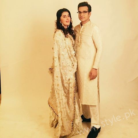 Shaista Lodhi is once again making her come back on GEO TV (3)