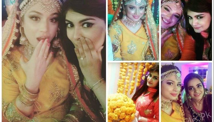 Sidra Batool Mehandi Pictures