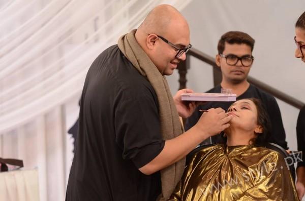 Waqar Hussain Makeup Class Good Morning Pakistan (4)