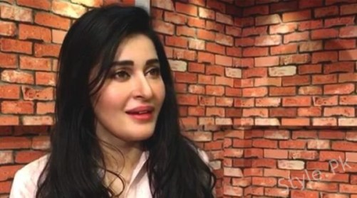 Shaista Lodhi After First Surgery