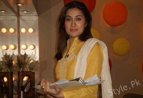 Shaista Lodhi Before Surgery