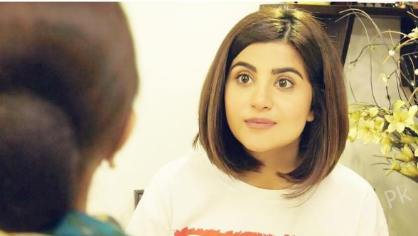 Sohai Ali Abro S New Look Sohai Ali Abro Short Haircut
