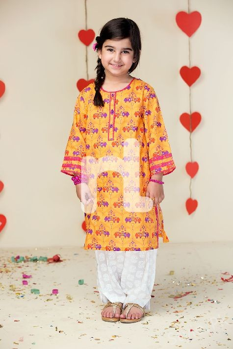 Nishat Kids Eid Ul Fiter Summer Collection 2017 StylePk