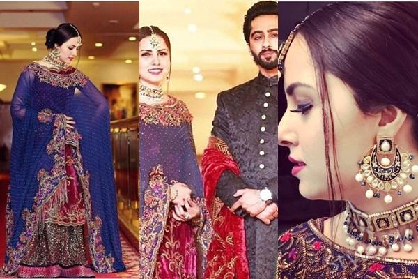 See Actress Nimra Khan got Engaged - Nimra Khan Engagement Pictures