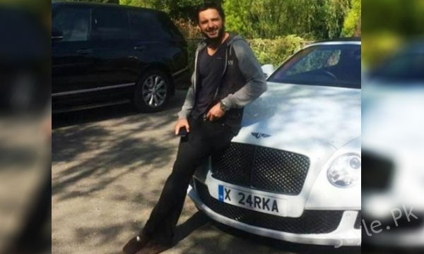 see Shahid Arfidi's Luxurious Cars & Bikes Collection