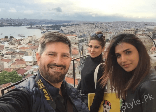 Ayesha Omar Summer Vacation Pictures Will Give You Travel Goals!