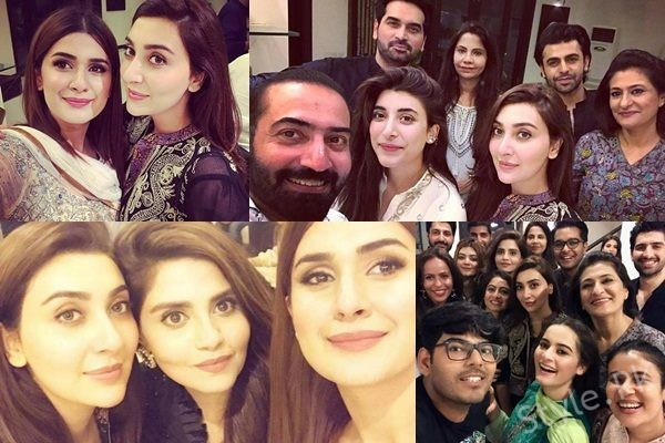 See Celebrities at Sehri Party Hosted by Humayun Saeed