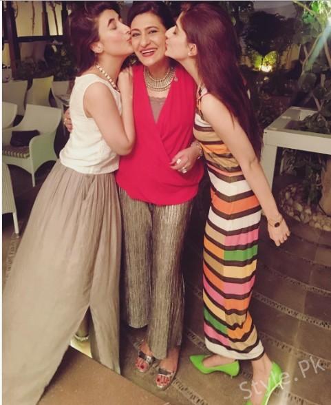 See Hocane sisters spotted at Saba Hamid's birthday
