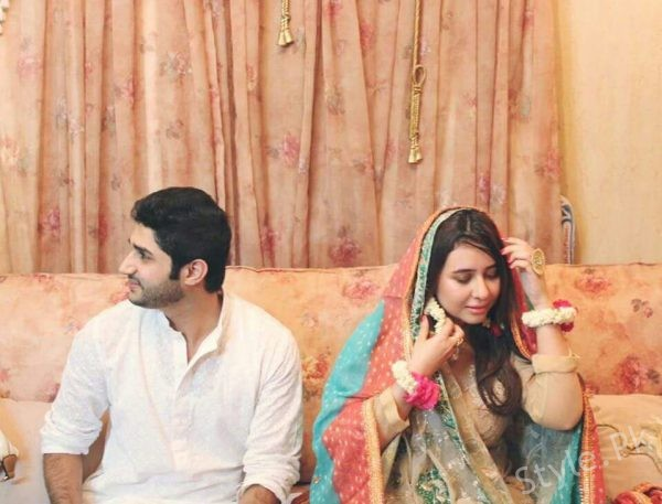 See Newscaster Rabia Anum got Engaged