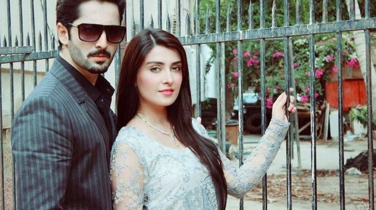 Ayeza Khan To Make Film Debut Opposite Danish Taimoor