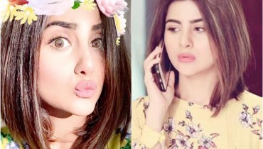 Pakistani Celebrities looks cute