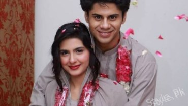See Haris Waheed and Maryam Fatima's Nikkah Video