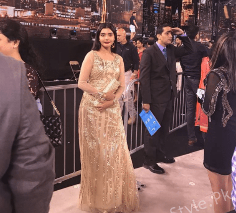 See Nida Yasir at Bollywood IIFA Awards in USA